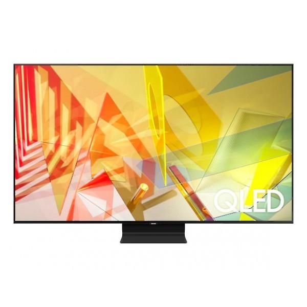 "Samsung QE75Q90T 75"" QLED UHD TV - 2020 Model - 6 Year Protection Plan"