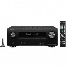 Denon AVR-X3600H Dolby Atmos AV Receiver with Heos & Alexa