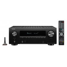Denon AVR-X2700H 7.2ch 8K AV Amplifier with 3D Audio, HEOS Built-in and Voice Control - Black