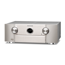 Marantz SR6015 9.2ch. 8K AV Receiver with HEOS® Built-in and Voice Control - Silver