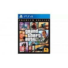Grand Theft Auto V - GTA V Premium Edition - PS4