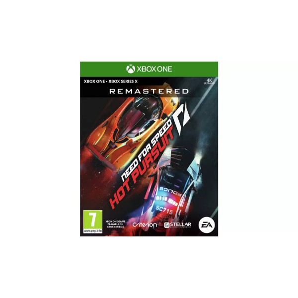 NFS Hot Pursuit Remastered- Xbox