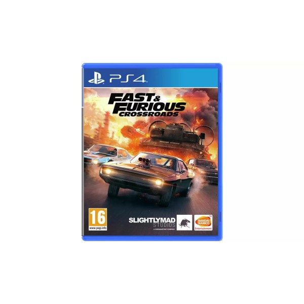 Fast & Furious Crossroads - PS4