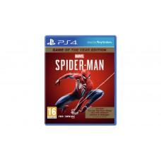 Spiderman Game of the Year Edition - PS4