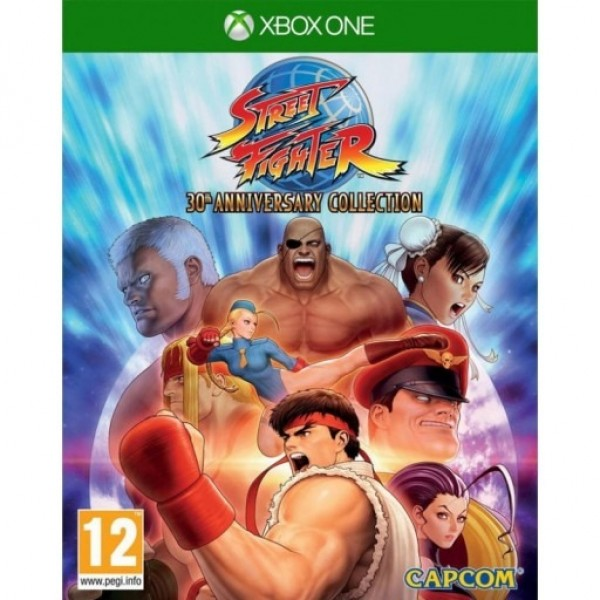 Street Fighter 30th Anniversary Collection - Xbox