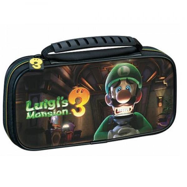 Big Ben Nintendo Switch Luigi's Mansion 3 Case - NLS148L