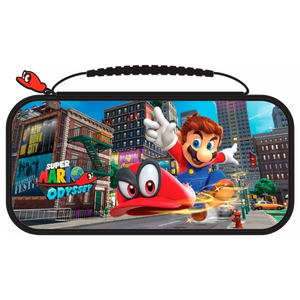 Big Ben Nintendo Switch Deluxe Travel Case - Super Mario Odyssey