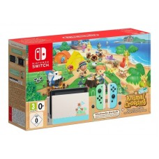 Nintendo Switch Limited Edition - Animal Crossing: New Horizon Edition