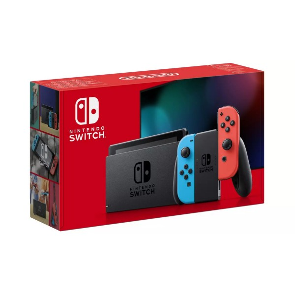 Nintendo Switch 1.1 Console - Neon