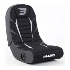 BraZen Python 2.0 Bluetooth Surround Gaming Chair - Grey