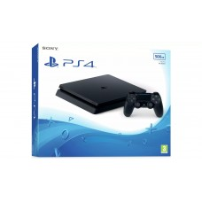 Sony PlayStation 4 PS4 500GB - Jet Black