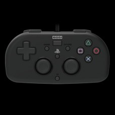 Hori Wired Mini Gamepad Controller for PS4 - Black