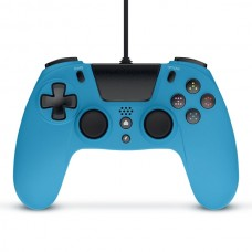 Gioteck VX-4 Premium Wired Controller PS4 - Blue