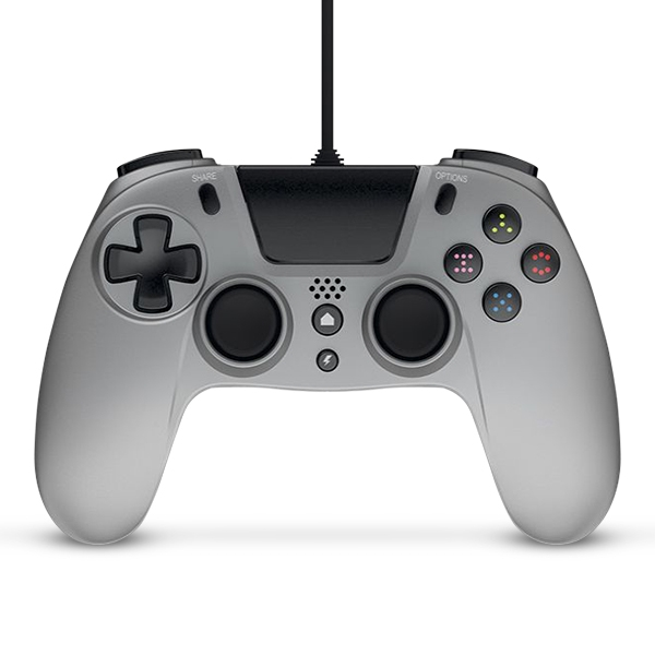 Gioteck VX-4 Premium Wired Controller PS4 - Titanium