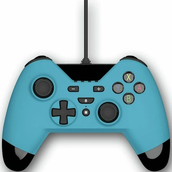 Gioteck WX-4 Premium Wired Controller Nintendo Switch - Blue