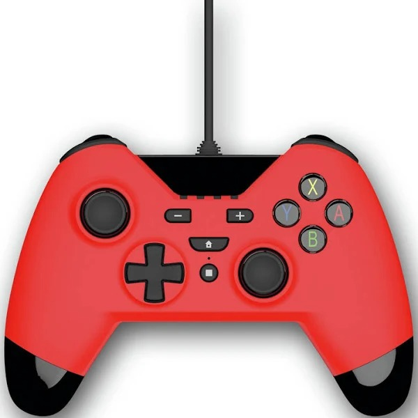 Gioteck WX-4 Premium Wired Controller Nintendo Switch - Red