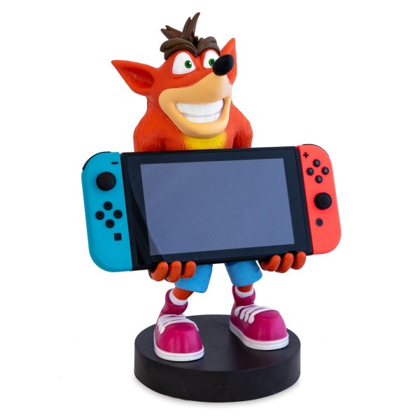 Activision Crash Bandicoot XL Cable Guys Device Holder
