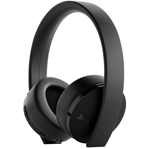 Sony PS4 Gold Wireless Headset 7.1