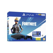 Sony PlayStation 4 PS4 500GB with Fortnite & Extra Dualshock Bundle