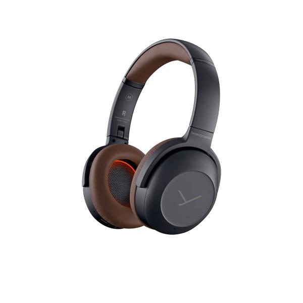 Beyerdynamic Lagoon ANC Explorer Noise Cancelling Bluetooth Headphones - Brown