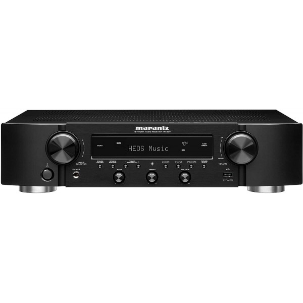 Marantz NR1200 Slim Stereo Network Receiver with HEOS Built-in - Black