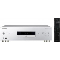 Pioneer PD10AE Silent Drive CD Player - Silver