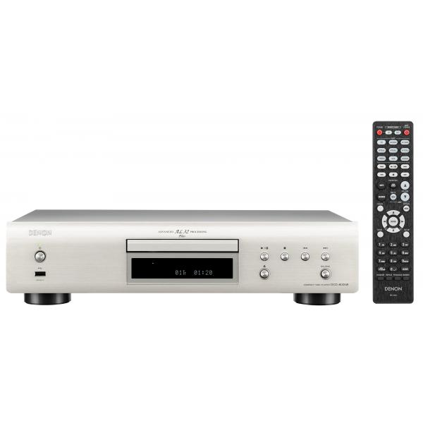 Denon DCD800NE CD Player with AL32 Processing - Silver