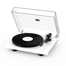 Pro-ject Debut Carbon EVO Turntable - High Gloss White