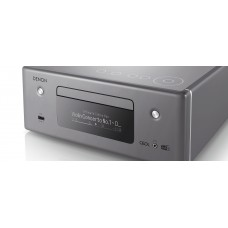 Denon CEOL RCDN11DAB Hi-Fi-Network CD Receiver with HEOS and BT - Grey