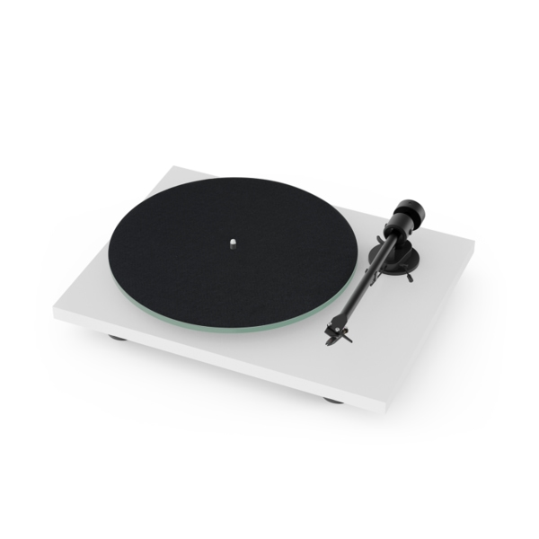Pro-Ject T1 BT Bluetooth Plug & Play Turntable - White