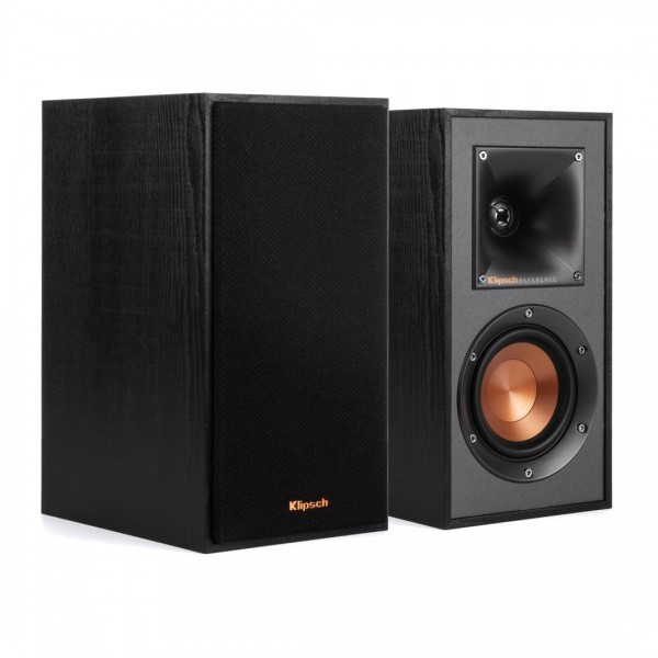 Klipsch Reference Base R-41M Monitor Speakers Black