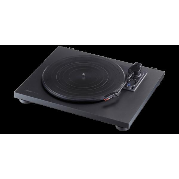 TEAC TN-180BT 3-speed Bluetooth Turntable with Phono EQ - Black