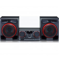 LG CK56 XBOOM Bluetooth Megasound Party Hi-Fi System - Black