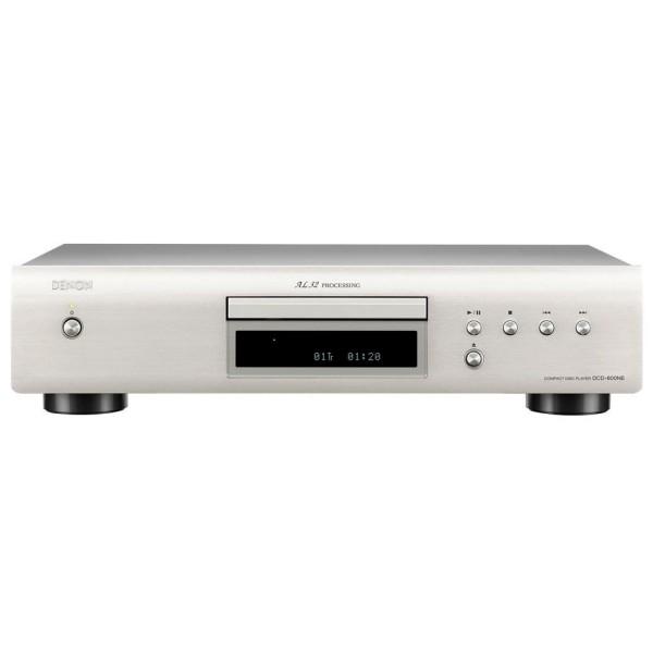 Denon DCD600NE CD Player with AL32 Processing - Silver