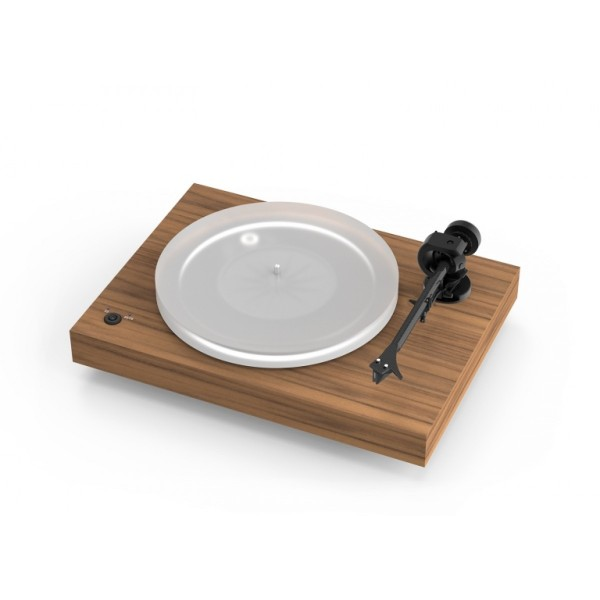 Pro-Ject X2 High End Audiophile Luxury Turntable - Walnut