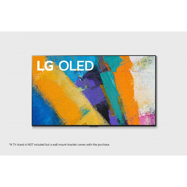 LG OLED 55GX6LA 55 inch 4K Smart OLED TV + FREE Wall Bracket & HDMI Cable