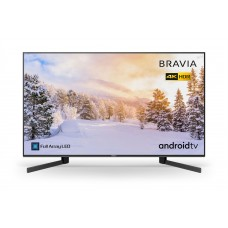 "Sony KD49XH9505 Ultra HD 49"" Full Array HDR Android TV-Free 5YG"