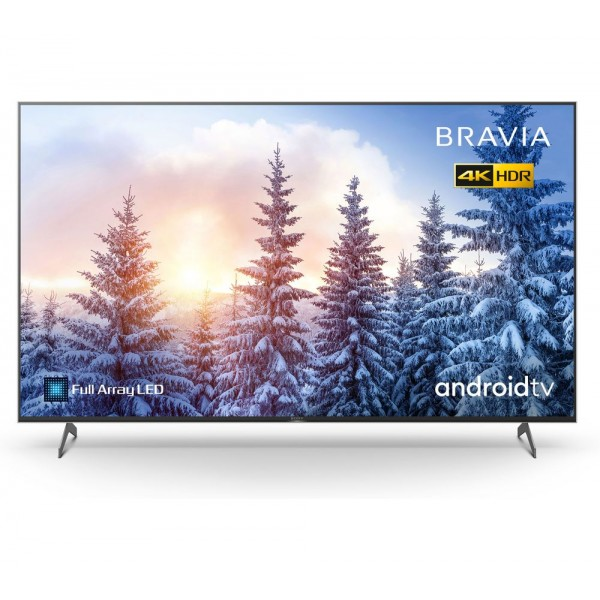 "Sony KD55XH9005 BRAVIA Ultra HD 55"" 4K Full Array LED HDR TV-Free 5YG"