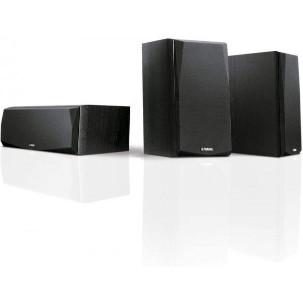 Yamaha NS-P51 Surround Speaker Package-Black