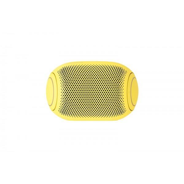 LG PL2S - XBOOMGo PL2S Jellybean Bluetooth Speaker - Yellow