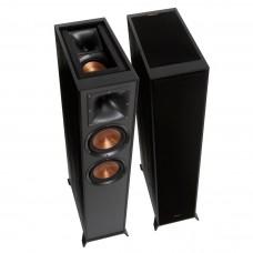 Klipsch Reference Base R-625FA Floorstanding Atmos Speakers Black