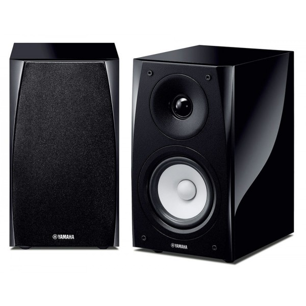 Yamaha NSBP182 Bookshelf Loudspeakers - Black