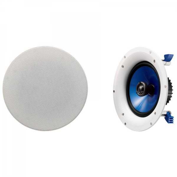Yamaha NS-IC800 Professional Audio In-Ceiling Speakers - White