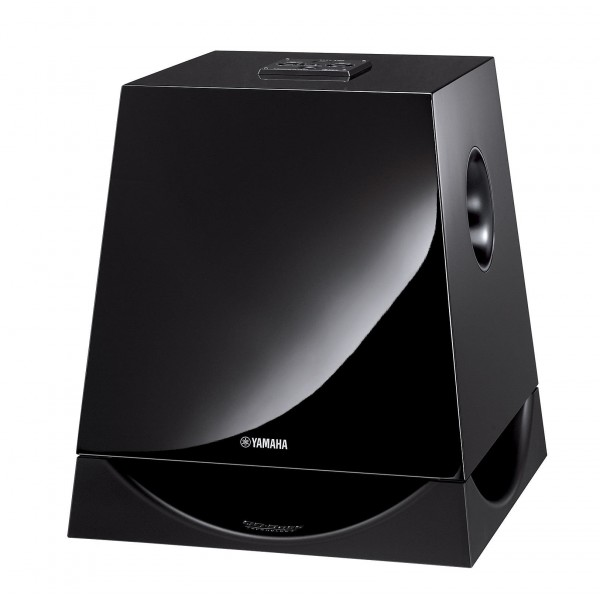 Yamaha NS-SW700 Powerful Subwoofer- Piano Black