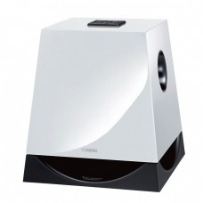 Yamaha NS-SW700 Powerful Subwoofer- Piano White