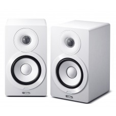 Yamaha MusicCast NX-N500 Bookshelf Monitor Speakers - White