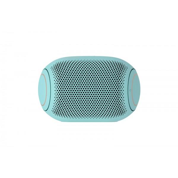 LG PL2B - XBOOMGo PL2B Jellybean Bluetooth Speaker - Blue