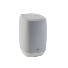 Polk Assist Smart Speaker with Google Assistant - Cool Grey