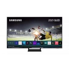 "Samsung QE55Q70A 55"" 4K HDR Smart QLED TV - 6 Year Protection Plan"
