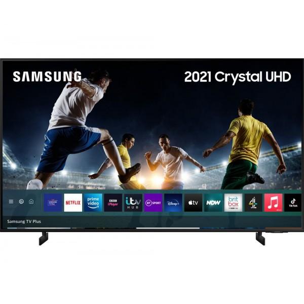 "Samsung UE75AU8000 75"" Smart Ultra HD HDR  4K TV - 2021 Range"